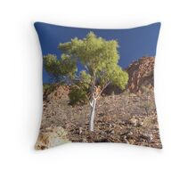 Ilparpa Rangers. Alice Springs Throw Pillow