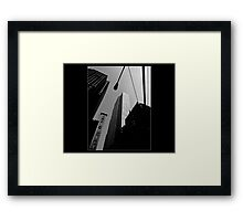 Rock Radio Framed Print