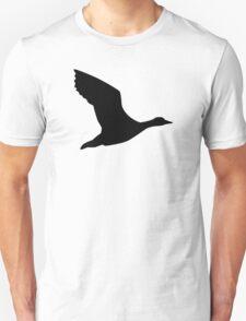 Flying goose Unisex T-Shirt