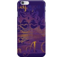 And honey,  iPhone Case/Skin