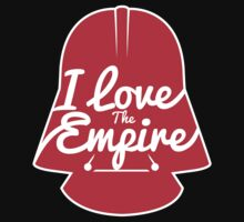 I LOVE THE EMPIRE by Alienbiker23