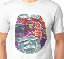 Vimto - Crushed Tin Unisex T-Shirt