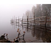 'Autumn stillness' Photographic Print