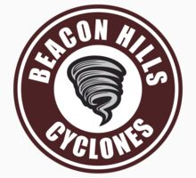 Beacon Hills Cyclones Teen Wolf by hanelyn