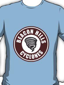 Beacon Hills Cyclones Teen Wolf T-Shirt