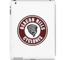 Beacon Hills Cyclones Teen Wolf iPad Case/Skin
