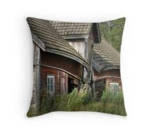 'Weight of Years' Throw Pillow