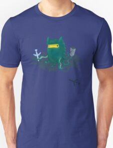 Octogrr Alien Holiday T-Shirt