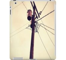 Highline iPad Case/Skin