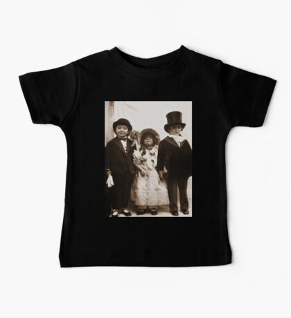 Vintage Children's Art-Available As Art Prints-Mugs,Cases,Duvets,T Shirts,Stickers,etc Baby Tee