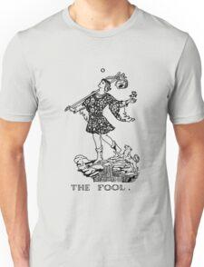 The Fool Tarot Card Unisex T-Shirt