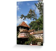 Nueremberg - A Charming City Greeting Card