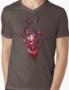 Beware the Werebear Mens V-Neck T-Shirt