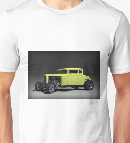 1929 Ford Coupe Hot Rod Unisex T-Shirt