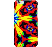 Psychedelic Pillow Cover 3 iPhone Case/Skin