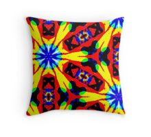 Psychedelic Pillow Cover 3 Throw Pillow