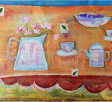 Tea Time  by sunnyklee