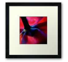 VI Square Framed Print