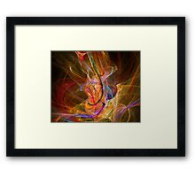 Electric Circus-Art Prints-Mugs,Cases,Duvets,T Shirts,Stickers,etc Framed Print