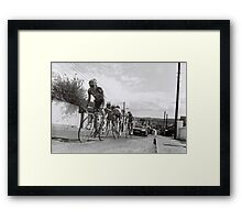 Fairhill? There's Nothing Fair About It Framed Print