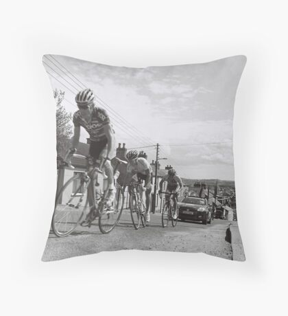 Fairhill? There's Nothing Fair About It Throw Pillow