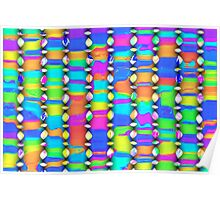 Candy Dots Poster