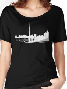 CityScape Live Inspire Heart Women's Relaxed Fit T-Shirt
