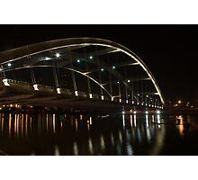 Frederick Douglass-Susan B. Anthony Memorial Bridge  Photographic Print