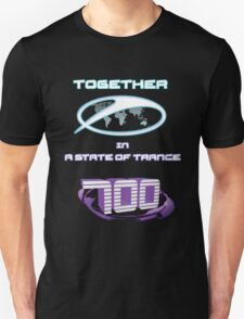 A STATE OF TRANCE 700 Unisex T-Shirt