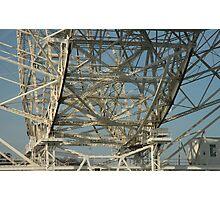 Lovell Telescope at Jodrell Bank 8 Photographic Print