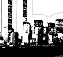 Live Inspire City Sticker