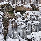 Boulder Icicles by Monnie Ryan