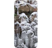 Boulder Icicles iPhone Case/Skin