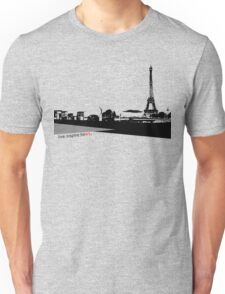 Live City Heart Unisex T-Shirt