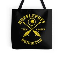 Hufflepuff - Team Chaser Tote Bag