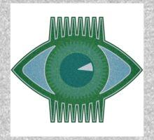 Big Green Eye Kids Clothes