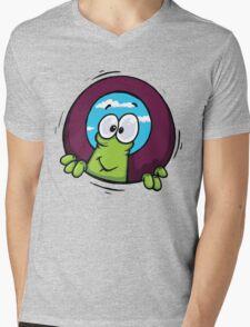 Ventilation! Mens V-Neck T-Shirt
