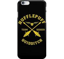 Hufflepuff - Team Seeker iPhone Case/Skin