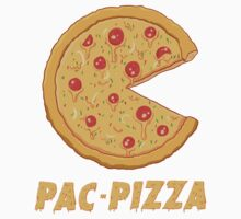 PAC PIZZA! Kids Clothes