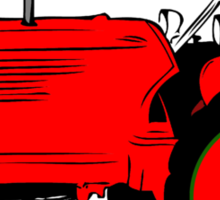 TRACTOR PEPPER Sticker