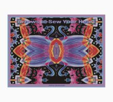 Arrows to Sew Your Heart With Colour by Nira Dabush