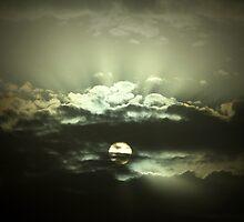 Moroccan Sky by Damienne Bingham