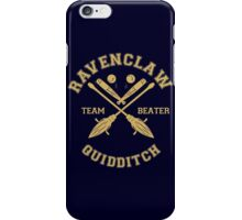 Ravenclaw - Team Beater iPhone Case/Skin