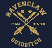 Ravenclaw - Team Beater by quidditchleague