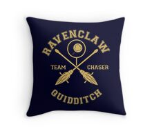 Ravenclaw - Team Chaser Throw Pillow