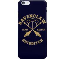 Ravenclaw - Team Keeper iPhone Case/Skin