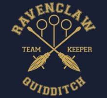 Ravenclaw - Team Keeper by quidditchleague