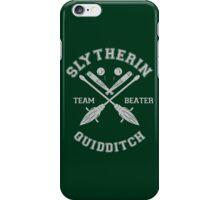 Slytherin - Team Beater iPhone Case/Skin