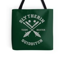 Slytherin - Team Beater Tote Bag