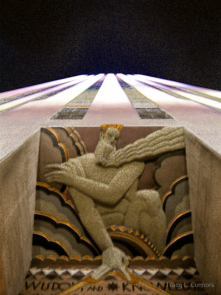 30 rock by Tracy L. Connors